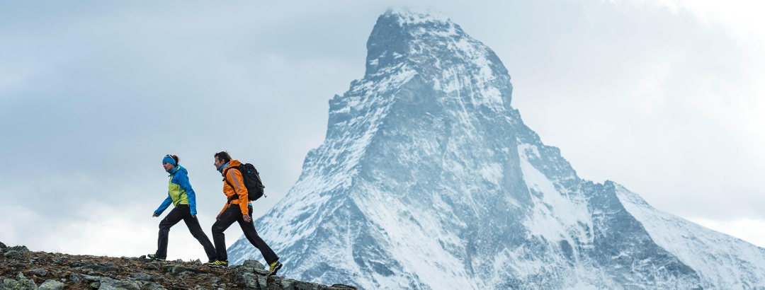 Hüttentrekking inmitten der Zermatter Bergwelt
