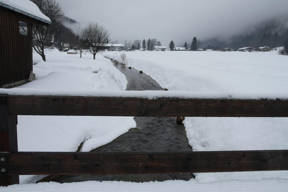 Brücke zum Berger Feld