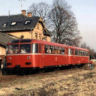 ehemaliges Amiche am Hahnheimer Bahnhof 1983