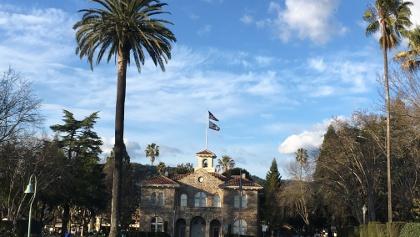 Sonoma historic plaza