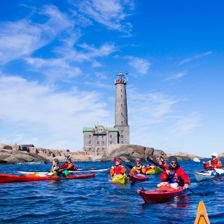 Archipelago National Park -sea kayaking