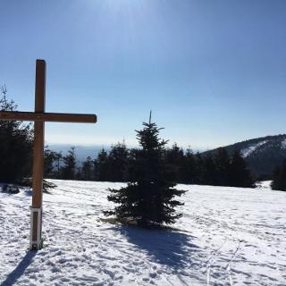 Niklasberger Kreuz an der Wittichbaude
