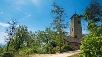 Aussichtsturm auf dem Sonnenberg.