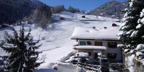 Hausansicht Winter 2009 082