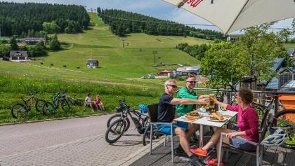 Radfreundlich Uebernachten K1 Sporthotel Oberwiesenthal