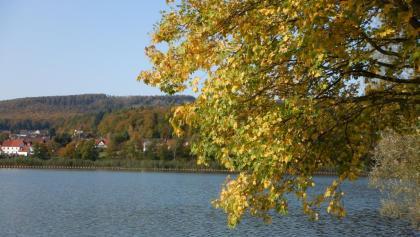 Herbstlicher SchiederSee