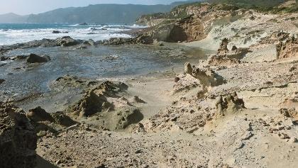 Spiaggia Tentizzos