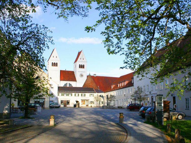 Tourist Information Steingaden (Gemeinde Steingaden)