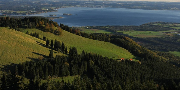 Chiemsee Blick
