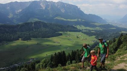 Klettersteig Walchsee : Bergsteigen in walchsee die schönsten touren der region