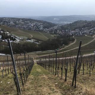 Uhlbach von Rotenberg aus