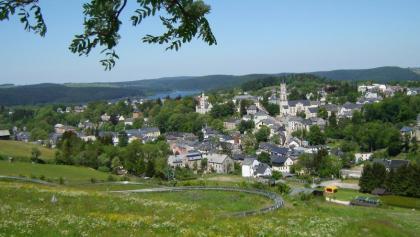 Blick auf Eibenstock