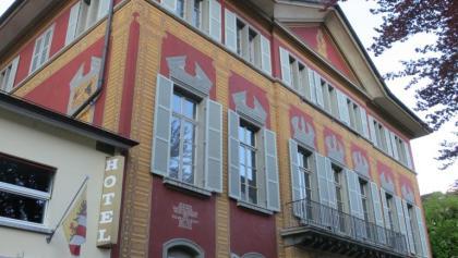 Das Tellspielhaus in Altdorf