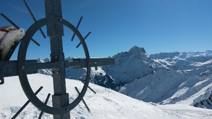 Gipfel des Grünhorns