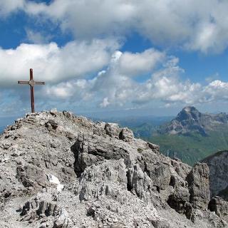 Gipfel Mohnenfluh