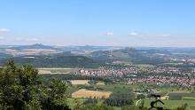 Von Gottmadingen über den Heilsberg