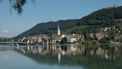 .... Stein am Rhein (CH), ein Abbild des Mittelalters.