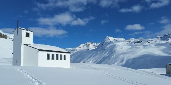 Kapelle Bielerhöhe