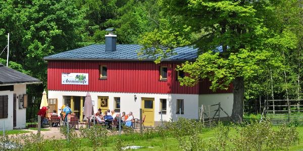 Aronia Cafe in der Ferienanlage Rasehorn