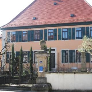 Herrenhaus aus dem 17. Jahrhundert