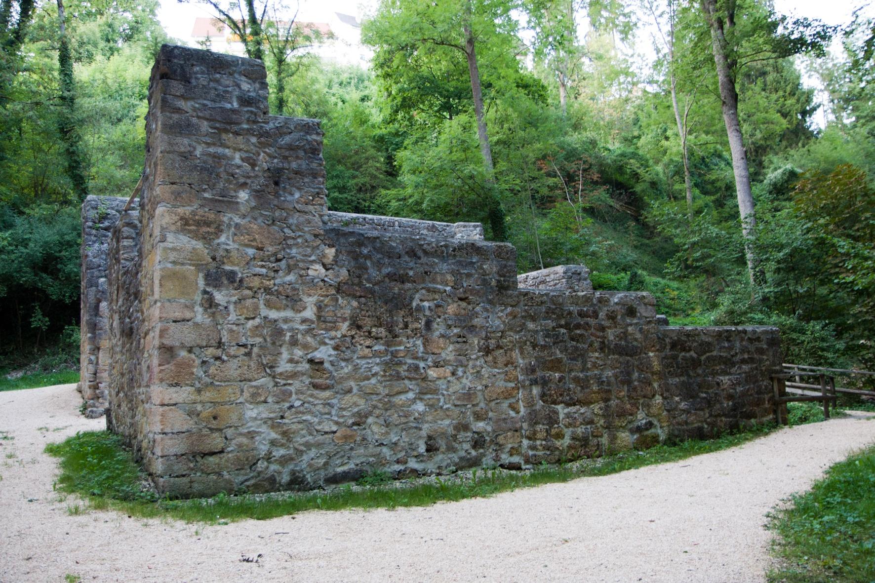 Mühlbachschlucht