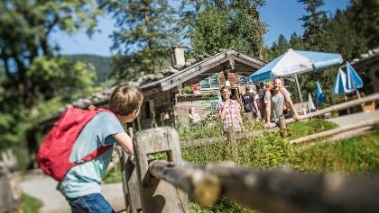 Siebenhütten in Kreuth