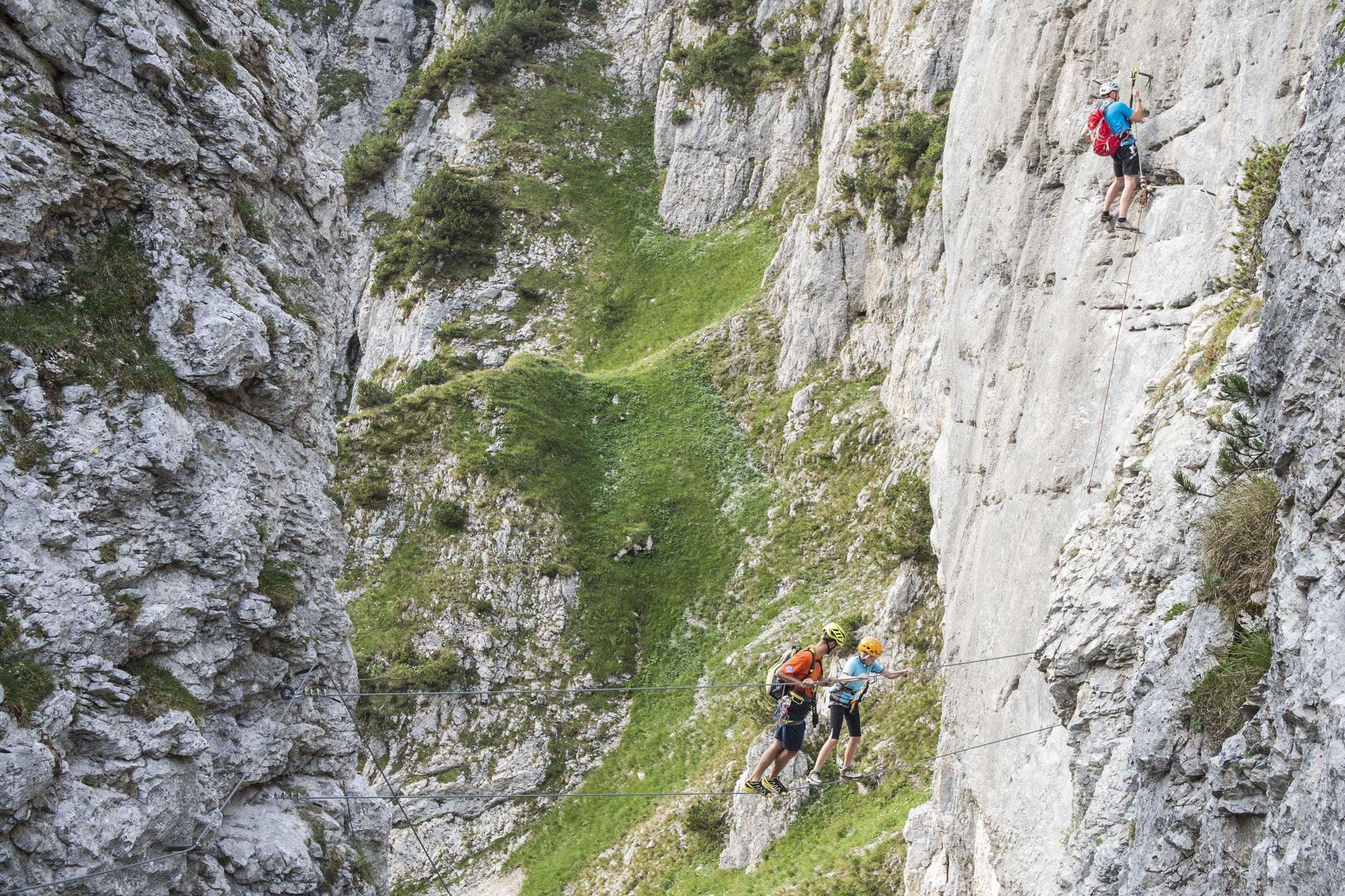 Klettersteig Klamml : Klettersteig klamml Österreichs wanderdörfer