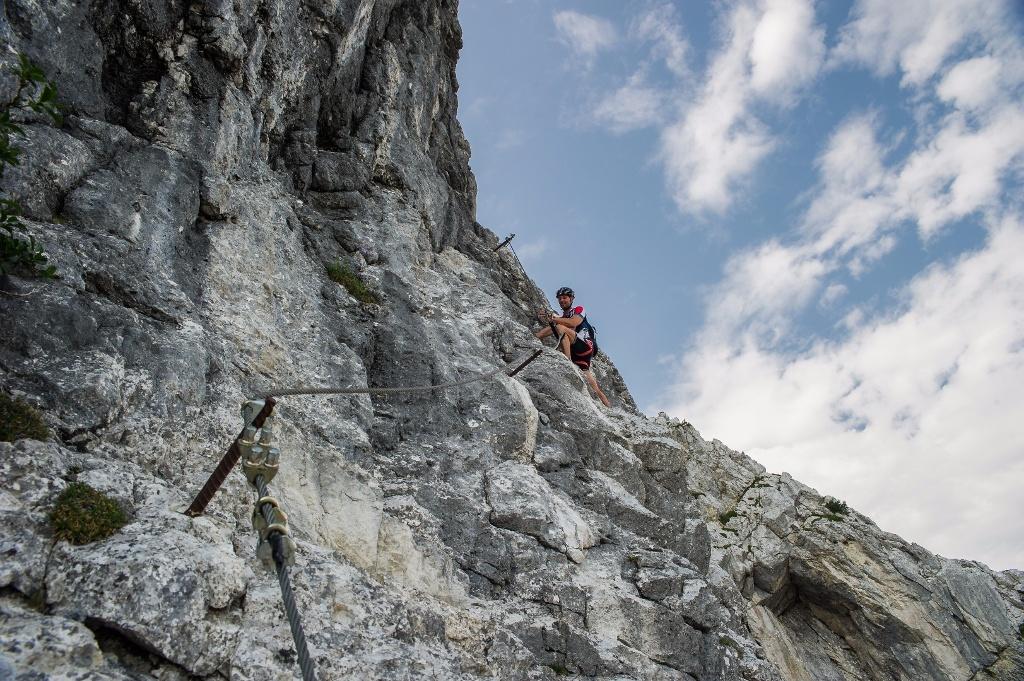 Klettersteig Wilder Kaiser : Kufsteiner klettersteig Österreichs wanderdörfer