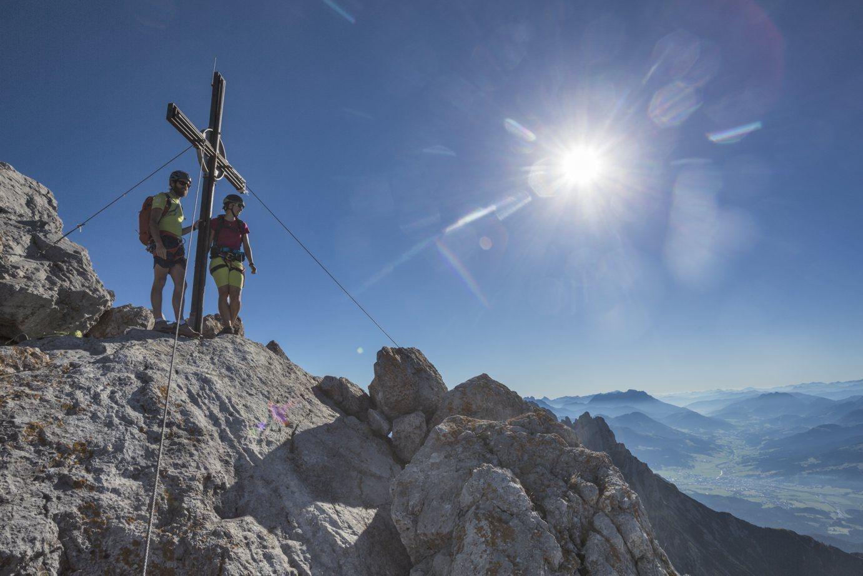 Klettersteig Ellmauer Halt : Tourenwelt archiv ellmauer halt m wilder kaiser