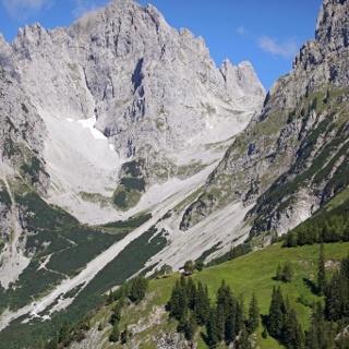 Panorama Wilder Kaiser