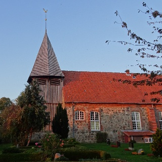 Kirche Sehestedt