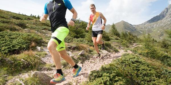 Trailrunning ad Avelengo-Verano-Merano 2000, Alto Adige/Südtirol