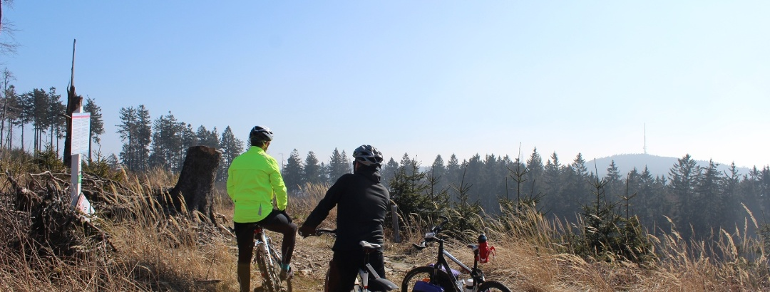 Geschriebenstein - Mountainbike - Tour