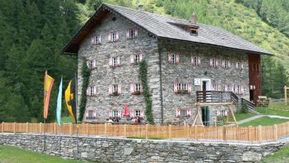 Kalser Tauernhaus, 1755 m