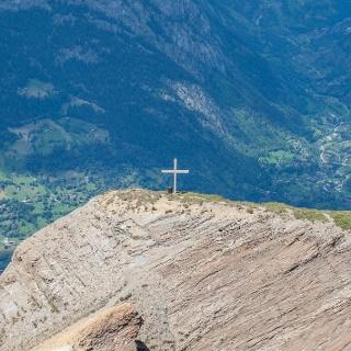 Gipfel Glishorn