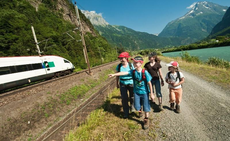 Gottardo - Wanderweg