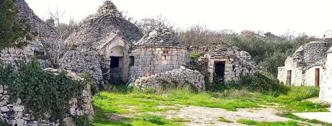 Old Trulli