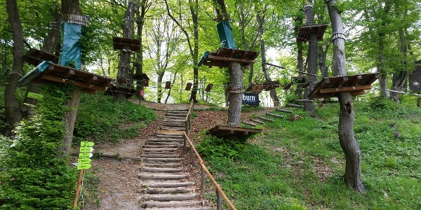 Der Sobri Jóska Erlebnispark