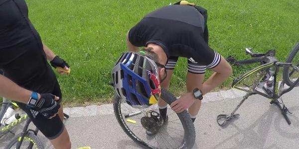Toni Palzer MTB Platten   Chiemgau King MTB   #RidetobeKini