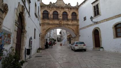 The Scoppa Arch, Ostuni