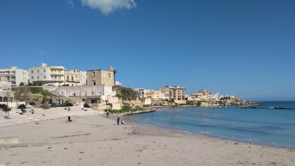 Otranto Beach Front