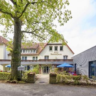 Ringhotel Bärenstein, Horn-Bad Meinberg, Außenansicht