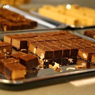 Schokoladefabrik Camille Bloch.