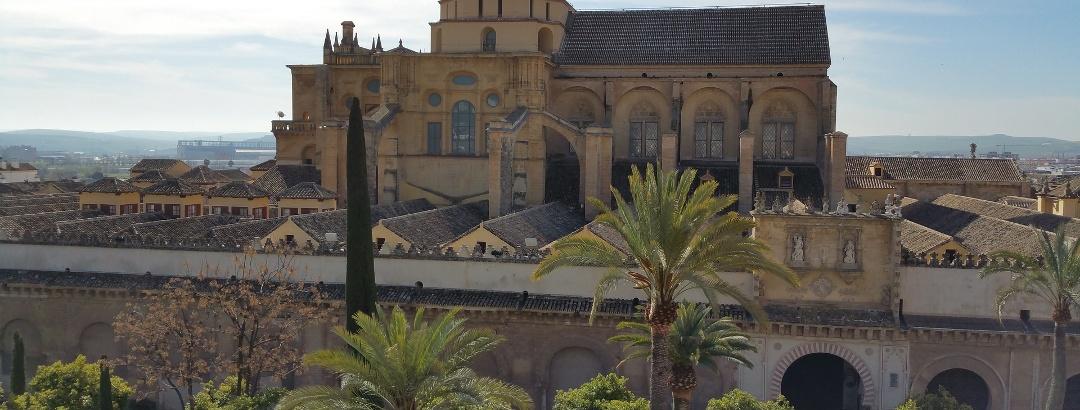 Die Mezquita in Córdoba