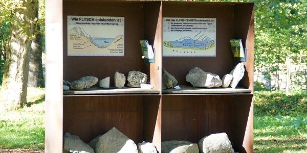 Geologische Sammlung am Millionenweg