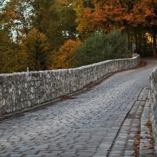 Römerbrücke über die Wertach