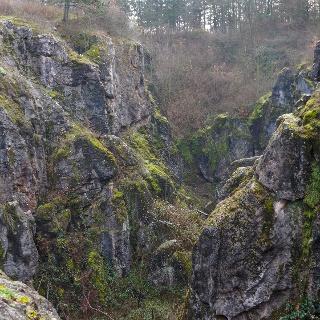 Paleokarst of Úrkút