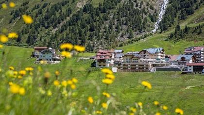 Berg.Vital Hotel Alpenaussicht in Obergurgl