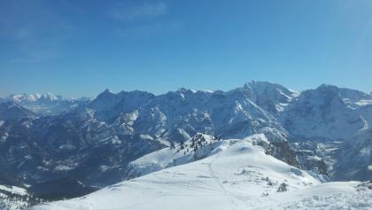 Blick zum Warscheneck vom Gipfel