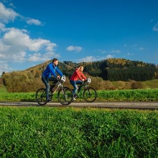 R5 Mürztal-Radweg, Feldweg bei Kindberg